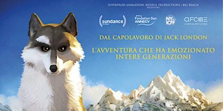 ZANNA BIANCA – FILM D'ANIMAZIONE biglietti