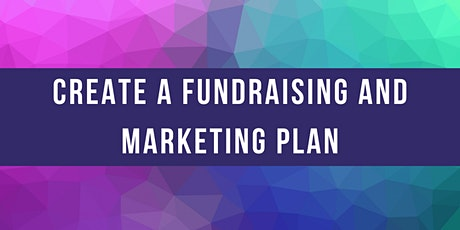 Create a Fundraising and Marketing Plan Online Class Tickets