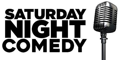 Saturday Comedy  Jam  @ Oak Lounge tickets