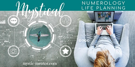 Monthly Numerology Life Planning Session Tickets