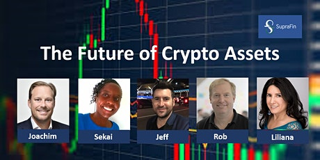 The Future of Crypto Assets tickets