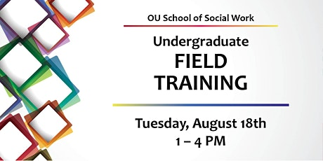 2020 BASW Field Training - Tuesday, August 18th tickets
