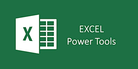 Excel Power Tools - Virtual Training (1 day) tickets