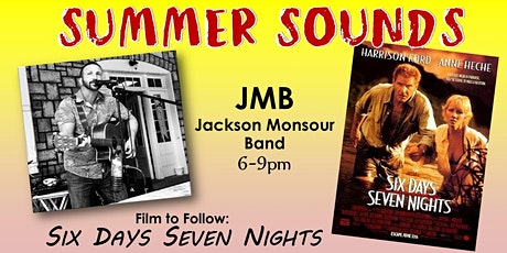Drive-In Music and Movie - Summer Sounds tickets