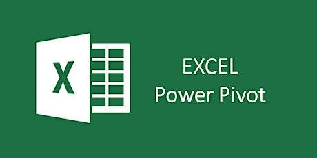 Excel - Power Pivot (1 jour) billets