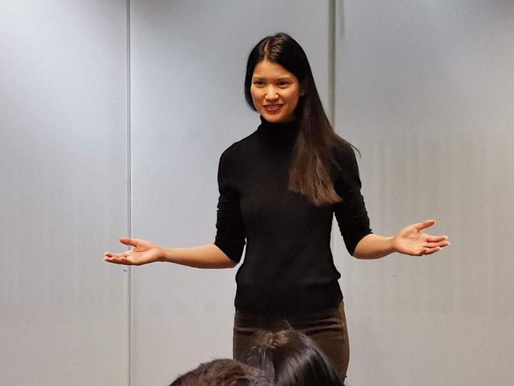 Public Speaking Practice Saturdays image