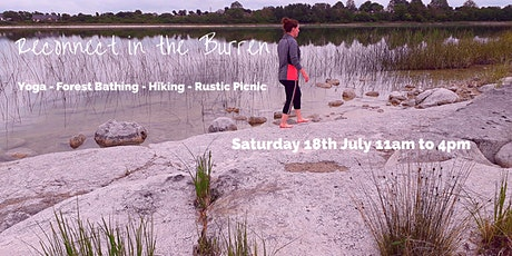 Reconnect in the Burren - Wellness in Nature Series tickets