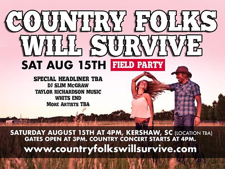 Country Folks Will Survive - Kershaw, SC image