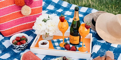 The Virtual Summer Lawn Party featuring Veuve Clicquot Champagne tickets
