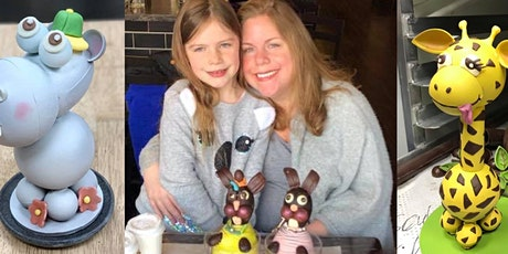 Mommy + Me Chocolate Sculpture Class tickets