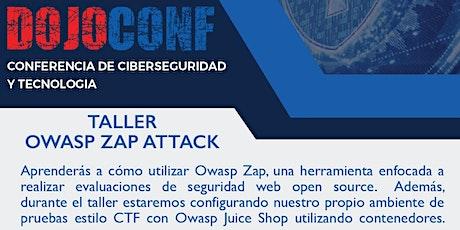 Owasp Zap Attack entradas