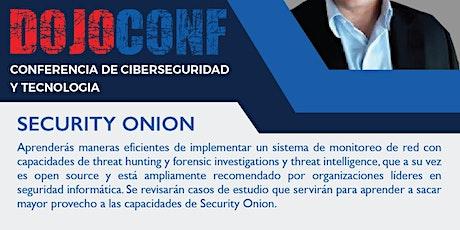 Security Onion entradas