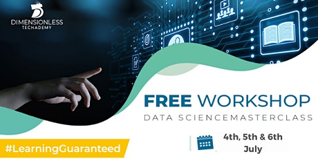 Data Science & Machine Learning Masterclass- Germany - FREE tickets