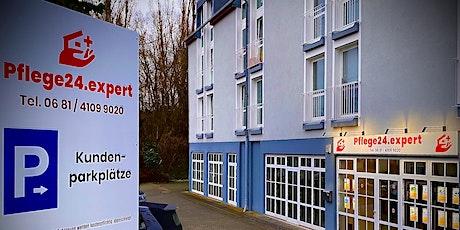 Eröffnungsevent Konferenzzentrum Pflege24.expert Tickets