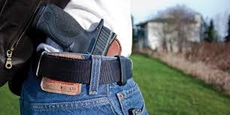 Virginia Concealed Carry Course (Online Webinar) tickets