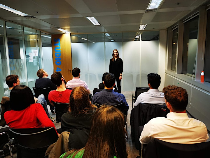 Public Speaking Practice Wednesdays (Free for first-timers) image