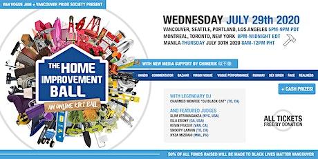 Home Improvement  Kiki Ball - JULY 29 tickets