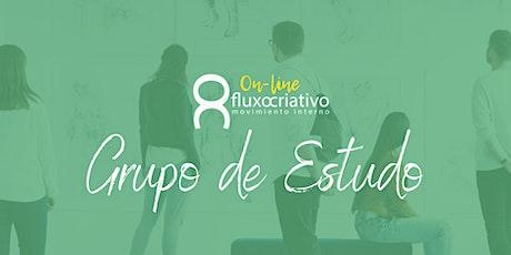 Grupo de Estudo | Fluxocriativo- Segunda 20h00 ingressos