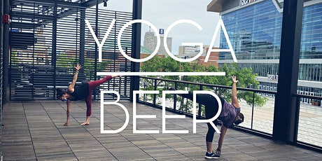 Yoga and Beer at Good City Brewing Downtown tickets