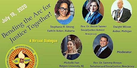 Bending the Arc for Justice Together! tickets