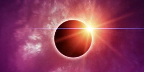Clear your blocks! Full Moon LUNAR ECLIPSE Virtual Circle tickets