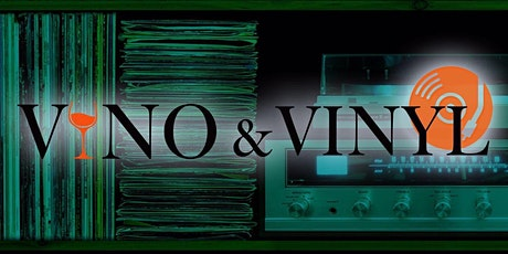 Vino & Vinyl  - The Wine and Champagne Dinner Party Edition tickets