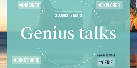 Genius Talks Post-Covid billets