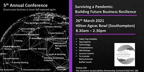 The Southern Sustainability Partnership 5th Annual Conference tickets