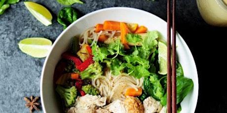 Online Vietnamese Chicken Pho tickets