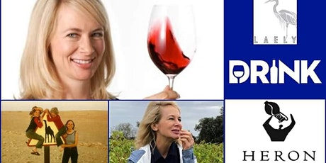 Wine Down Wednesday - Virtual Tasting with Winemaker Laely Heron tickets