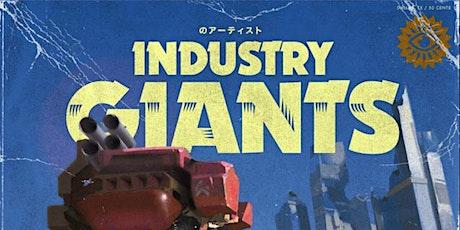 Industry Giants 2020 tickets