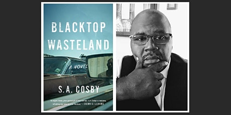 Author S. A. Cosby Virtual Event tickets