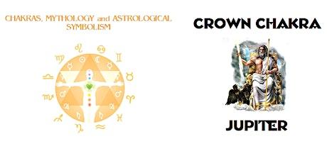 Crown Chakra/Jupiter 12 pm Eastern tickets