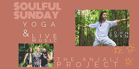 SOULFUL  Sundays!  YOGA + Live Music tickets