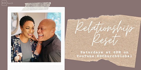 Relationship Reset tickets