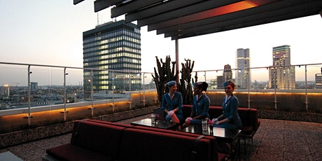 Sundowner in der legendären PanAm Lounge Vol.2 Tickets