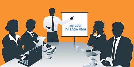 Pitching a TV Show to a Network - For Beginners tickets