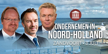 Ondernemen in Noord-Holland tickets