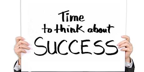 Die 4 Schlüssel der Anziehung für nachhaltigen Erfolg Tickets