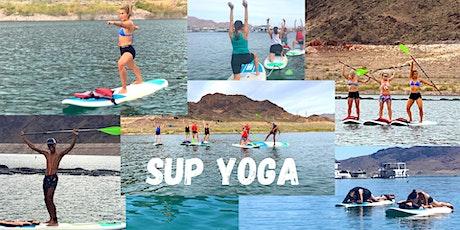 Standup Paddleboard Yoga  at Lake Mead tickets