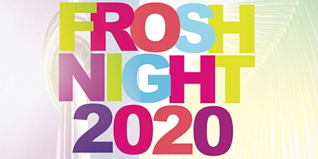 York FROSH WEEK Party 2020 tickets