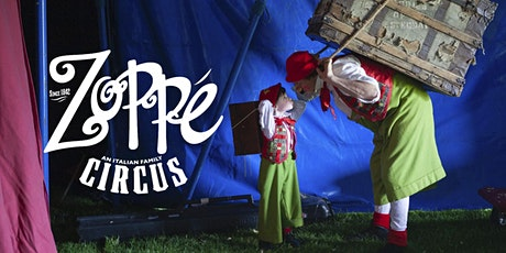 Zoppé Italian Family Circus - Concerts In Your Car - SAT 3:30 pm tickets