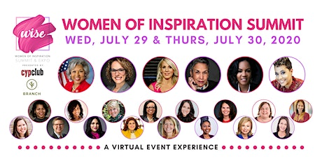 Women of Inspiration Summit & Expo 2020, powered by Branch Insurance tickets