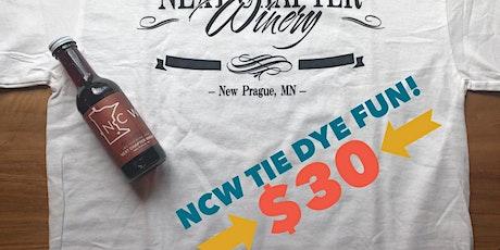 Tie-Dye & Wine at NCW! tickets