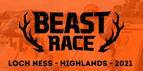 BEAST RACE - LOCH NESS - 2021 tickets