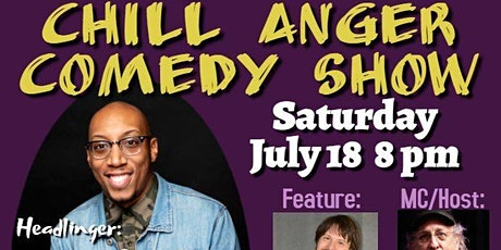 John Bruton LIVE Chill Anger Comedy Show tickets