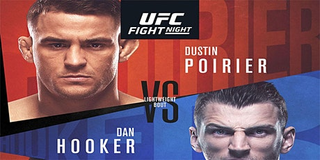 StrEams@!.UFC FIGHT NIGHT: POIRIER V HOOKER FIGHT LIVE tickets