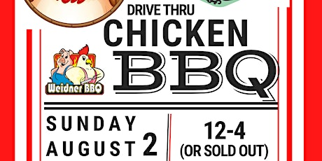 Chicken BBQ to Benefit Como Lake Bark Park tickets