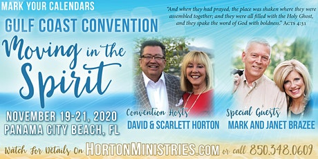 Gulf Coast Convention tickets