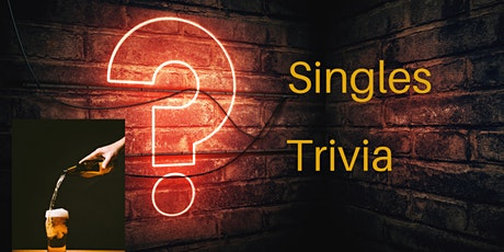Ohio Singles Trivia and meet up night with social distance measures tickets